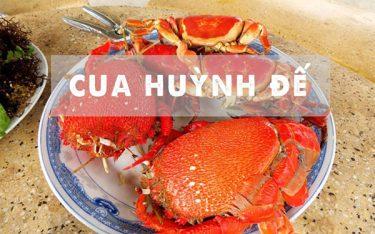 """Nhất định phải ăn cua huỳnh đế """"sang chảnh"""" khi du lịch đảo Lý Sơn"""