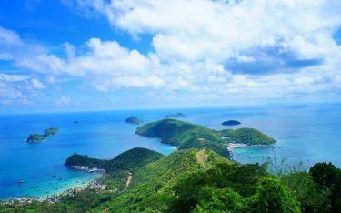 """Đảo Nam Du: """"Thiên đường"""" thơ mộng quyến rũ vùng cực Nam"""