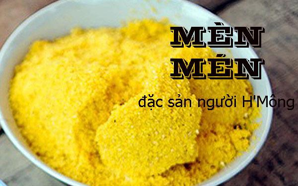 Đặc sản mèn mén thay cơm mang hương vị lạ của người H'Mông