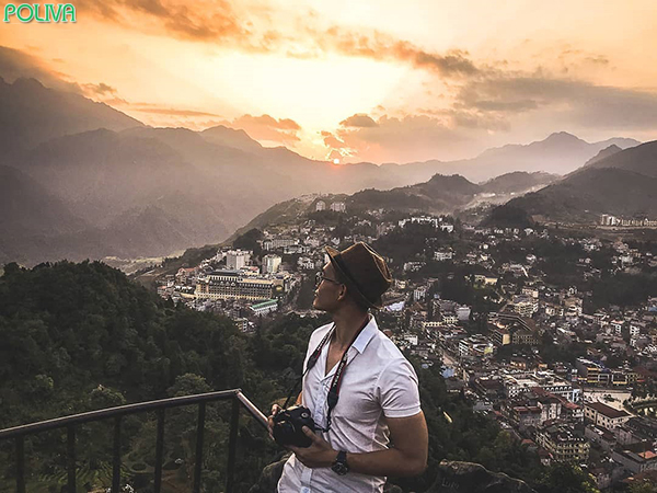 Núi Hàm Rồng đẹp tựa chốn tiên cảnh ngay gần trước mắt bạn!!