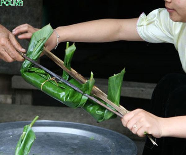 Sau đó rêu được đem đi chế biến để tạo ra món ngon