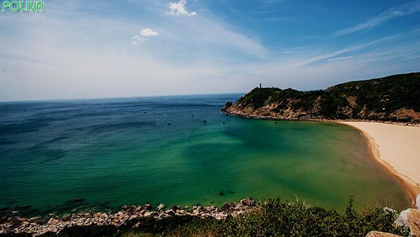 Tháng 3 - tháng 9 là thời điểm du lịch Vũng Rô Phú Yên đẹp nhất.