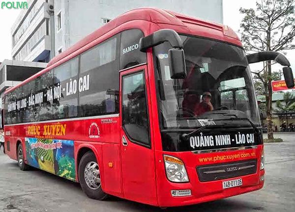 Bạn có thể sử dụng xe khách để du lịch Tuần Châu.