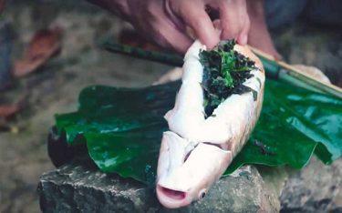 Cá trầm hương – Đặc sản trứ danh của xứ Cao Bằng