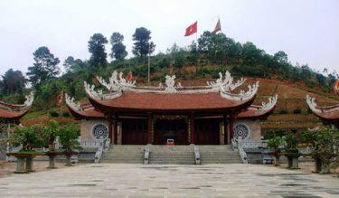 Đền Hùng- Khu di tích lịch sử mang đậm bản sắc dân tộc