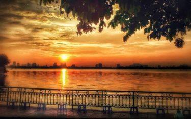 Hồ Tây- Nét đẹp lãng mạn trong hành trình khám phá du lịch Hà Nội