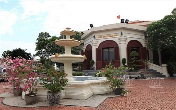 Review về biệt thự Bảo Đại Đồ Sơn đầy đủ nhất cho khách tham quan