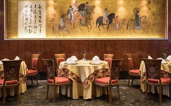Nhà hàng Long Triều với đa dạng các món ẩm thực Quảng Đông