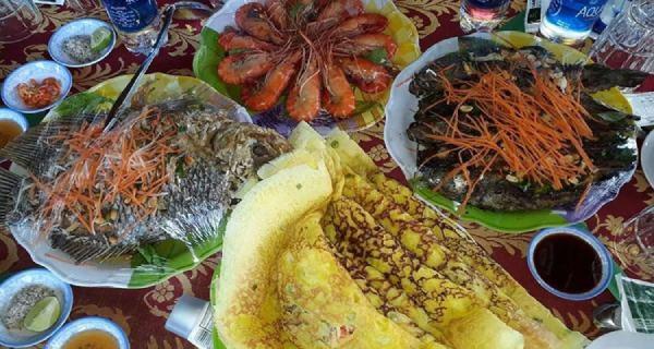Rất nhiều món ngon đặc trưng của miền Tây Nam Bộ