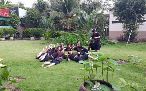 Khu du lịch Lan Vương: Thiên đường vui chơi mới của giới trẻ