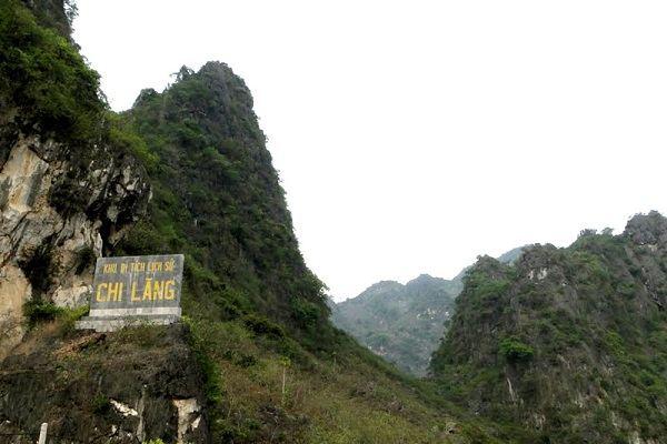 Nằm trên dải đất hình chữ S ở miền Bắc xa xôi, Ải Chi Lăng thuộc xã Chi Lăng, huyện Chi Lăng, tỉnh Lạng Sơn
