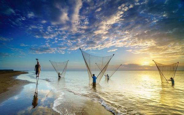 Bãi biển Ba Động và những kinh nghiệm cần biết khi đi du lịch