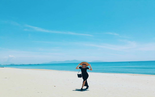 Đi dạo trên biển