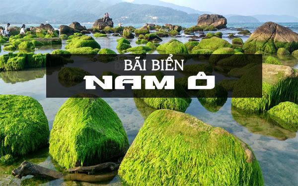 Bãi biển Nam Ô – Điểm đến ưa thích của giới trẻ Đà thành