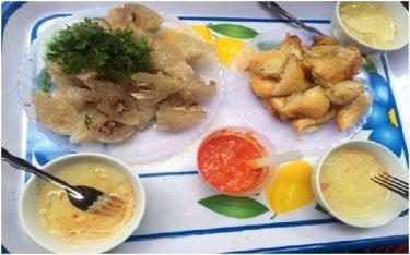 Bánh bột lọc Nam Định: Thức quà vặt ngon miệng mỗi buổi xế chiều