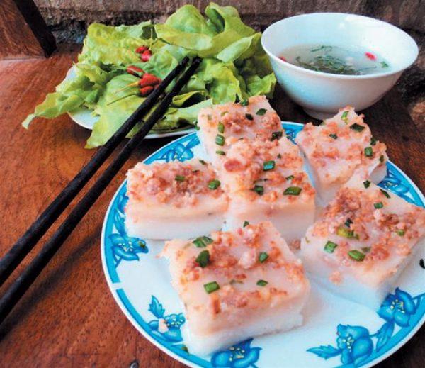 Bánh cao sằng - sự kết hợp tinh hoa ẩm thực Trung Hoa và Việt Nam