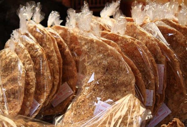 Về Bắc Giang ăn bánh đa Thổ Hà