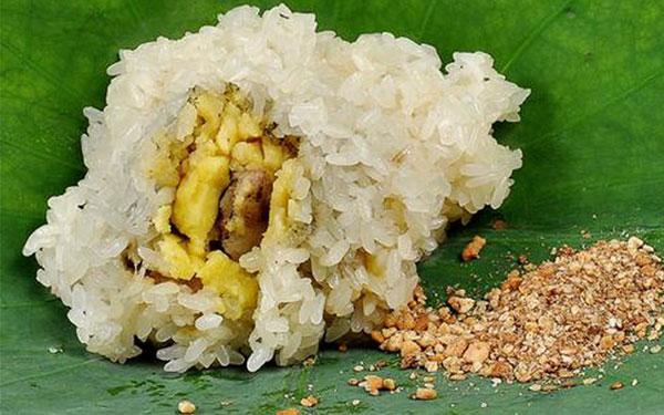 Bánh khúc Hà Nội mang hương vị ngọt ngào vạn người mê