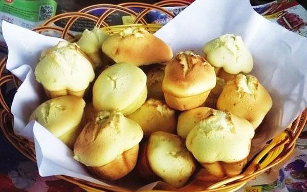 Ngọt thơm hương vị bánh thuẫn Quảng Nam truyền thống