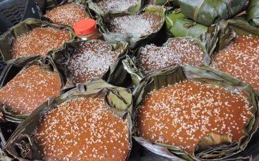 Bánh tổ: Thức bánh đón Tết đến, xuân về của người dân xứ Quảng