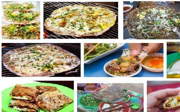 Bánh tráng mắm ruốc nướng – Món ăn đường phố đặc trưng ở Ninh Thuận