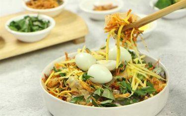 Bánh tráng trộn – Đặc sản đồ ăn vặt đi vào huyền thoại đất Sài Gòn