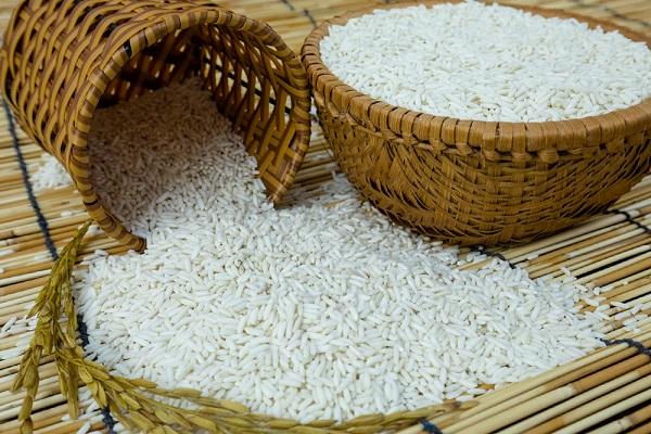Gạo nếp dẻo thơm, có giá trị dinh dưỡng cao