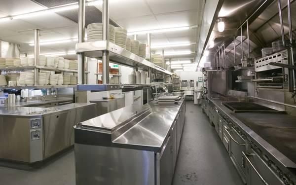 4 tiêu chuẩn thiết kế bếp khách sạn 5 sao mới nhất