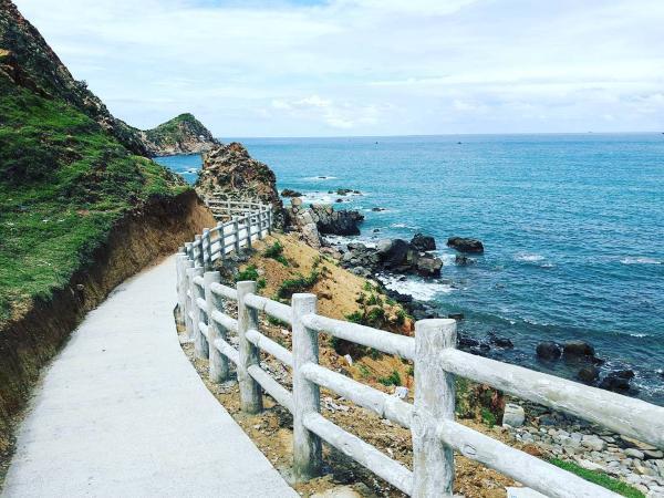 """Eo gió - """"con đường Seoul"""" ven biển tuyệt đẹp"""