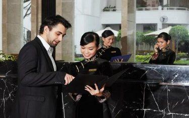 Bộ phận tiền sảnh khách sạn và những công việc cần lưu ý