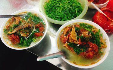 Bún cá Nam Định thấm đậm vị quê hương, đi xa là nhớ