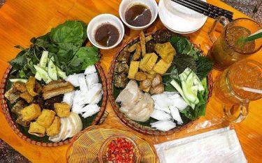 """Top 5 quán bún đậu mắm tôm Đà Nẵng ăn ngon """"quên cả lối về"""""""