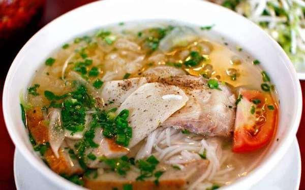 Bún cá Hạnh Nhiên ngon có tiếng xứ Ninh Hòa