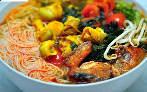Điểm danh 5 hàng bún ốc thơm ngon nổi tiếng dễ gây nghiện ở Hà Nội