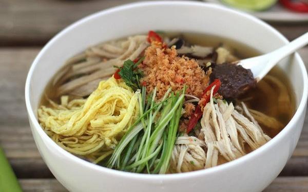 Bún thang: Nét chấm phá trong tinh hoa ẩm thực Hà Nội