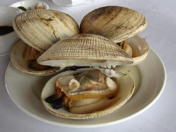 Bún xào ngán Quảng Yên thơm nồng hương vị biển