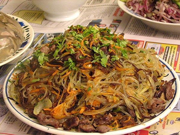 Món ăn đặc biệt riêng có ở Quảng Ninh
