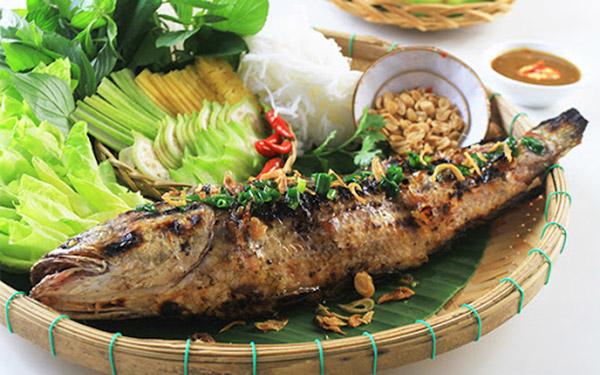 Cá Anh Vũ quý hiếm, món ngon huyền thoại tiến vua