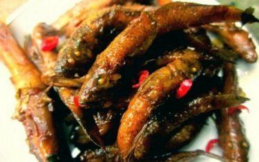 Cá bống vùi gio – món đặc sản thơm nức mũi đến từ Lai Châu