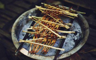 Trải nghiệm say mê với món đặc sản cá nướng Pác Ngòi Bắc Kạn