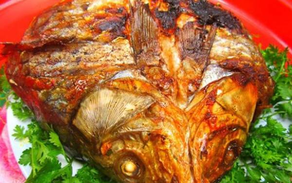 Cá nướng úp chậu Nam Định – Đặc sản đãi khách quý