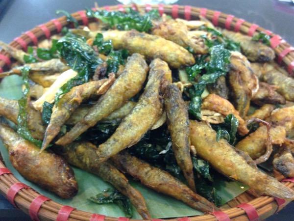 Về Sapa thưởng thức món đặc sản cá suối nướng thơm nức mũi