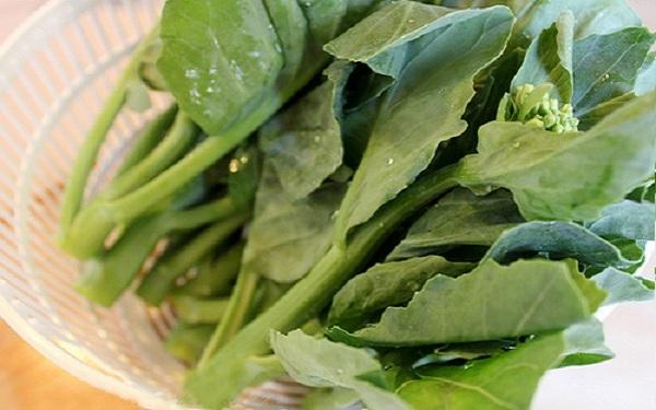 Cải làn Lạng Sơn – Thức rau tuyệt phẩm đến từ xứ Lạng