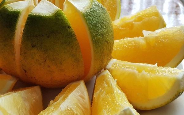 Cam Cao Phong vàng thơm dịu ngọt xứng danh đặc sản Hòa Bình