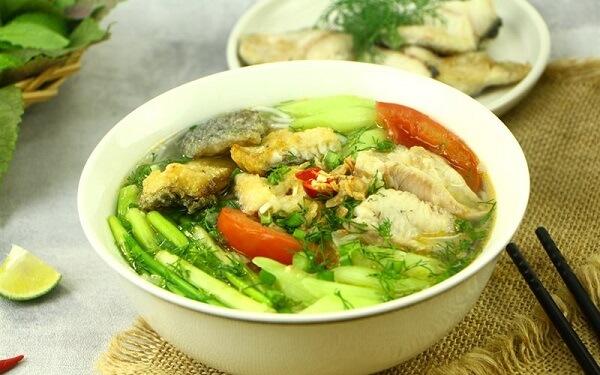Canh cá rô - đặc sản phải thử khi đến Hưng Yên