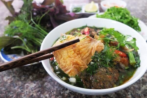 Hương vị canh cá Hưng Yên chuẩn vị