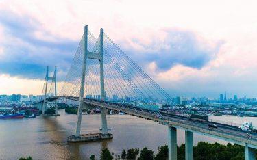 Cầu Phú Mỹ diễm lệ – Điểm tham quan lý tưởng trên đất Sài thành
