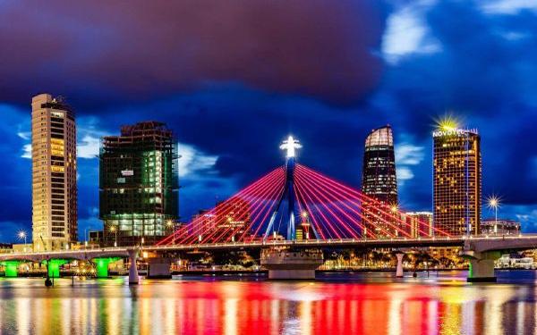 Ghé thăm cầu quay sông Hàn khám phá biểu tượng sức sống Đà thành