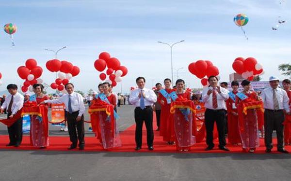 Khánh thành cầu Thuận Phước