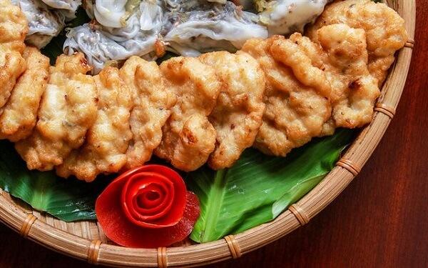 Chả mực Hạ Long – Đặc sản nổi tiếng Quảng Ninh